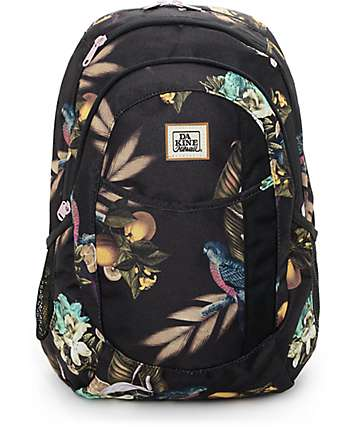 Dakine Garden Hula Black 20L Backpack