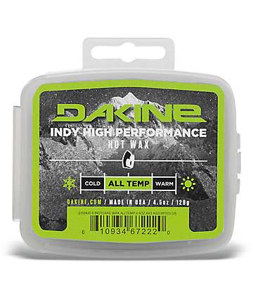 Dakine Indy All Temperature Hot Snowboard Wax