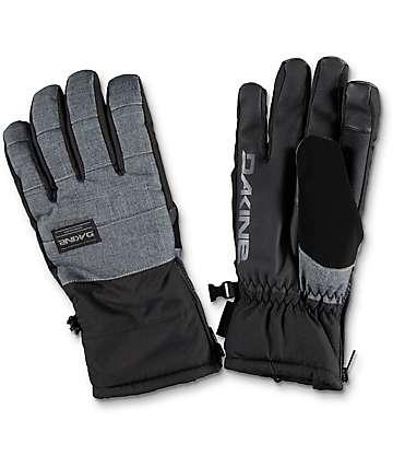 Dakine Omega Carbon Snowboard Gloves