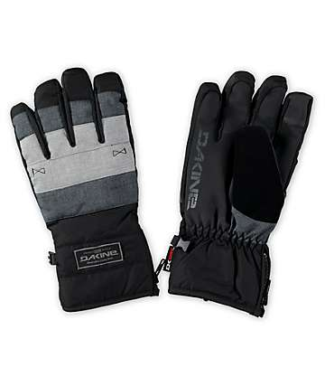 Dakine Omega Grey Snowboard Gloves