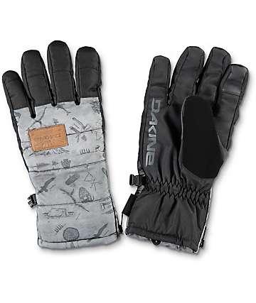 Dakine Omega Northwoods guantes de snowboard
