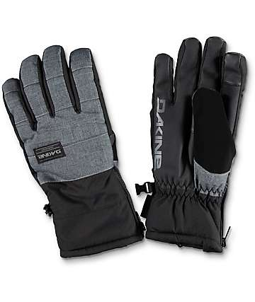 Dakine Omega guantes de snowboard en gris