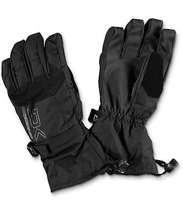 Dakine Scout guantes de snowboard en negro