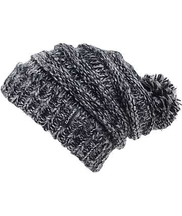 Dakine Scrunch Black Mix Slouch Beanie