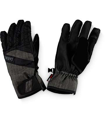 Dakine Sienna Charcoal Women's Snowboard Gloves