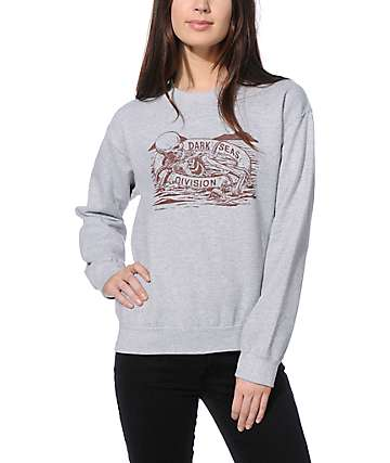Dark Seas Castaway Crew Neck Sweatshirt