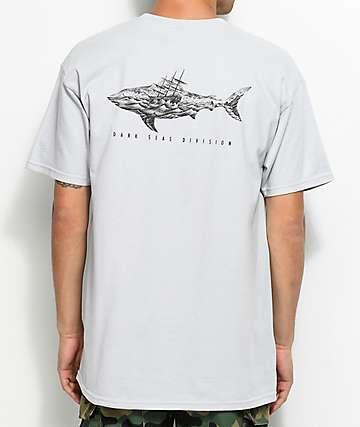 Dark Seas Chronicle camiseta gris