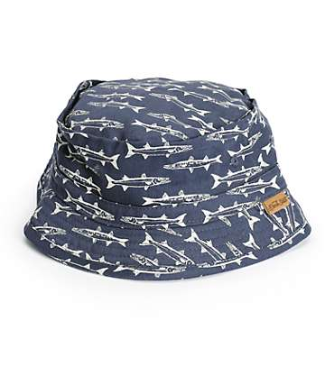 Dark Seas Crossjack Bucket Hat