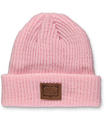 Dark Seas Ellie Blush Beanie