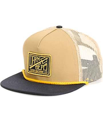 Dark Seas Fathom Trucker Hat