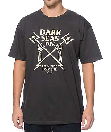 Dark Seas Graveyard T-Shirt