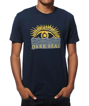 Dark Seas Ocean Eyes T-Shirt