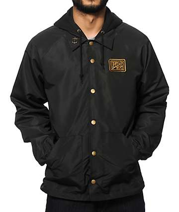 Dark Seas Quarter Deck Jacket