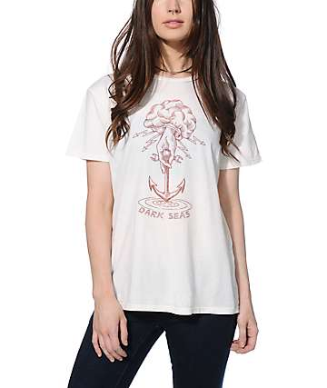 Dark Seas Whirlpool Classic T-Shirt