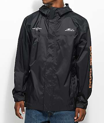 Dark Seas x Grundens Storm Runner Black Jacket