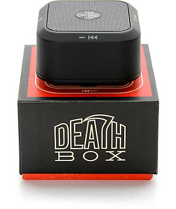 Death Lens Death Box Bluetooth Wireless Speaker