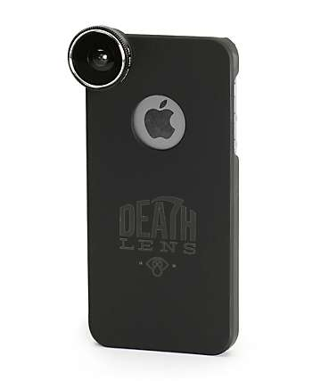 Death Lens Iphone 5 & 5s Wide Angle Lens