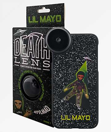 Death Lens Lil Mayo iPhone 7 Fisheye Lens