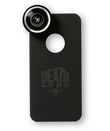 Death Lens iPhone 5 & 5s Fisheye Lens