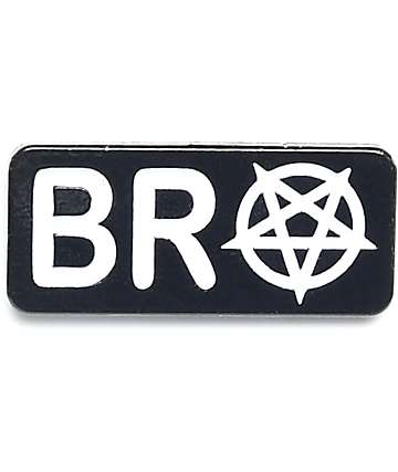 Death Rattle Co. Bro Pin