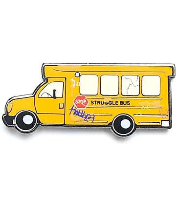 Death Rattle Co. Struggle Bus broche