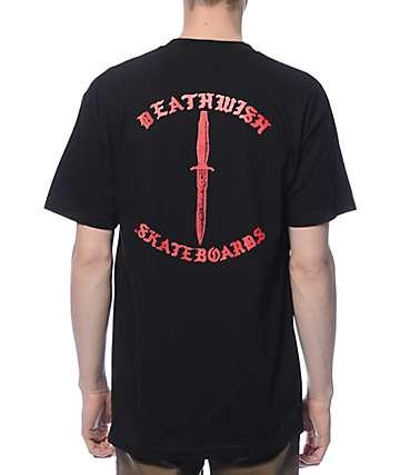 Deathwish Deadly Intent Black T-Shirt