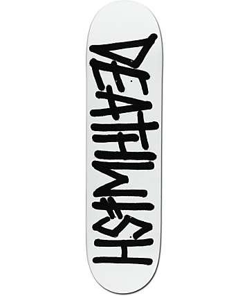 """Deathwish Deathspray Matte 8.0""""  Skateboard Deck"""