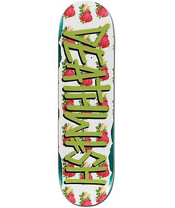 "Deathwish Deathspray Wallpaper 8.5"" Skateboard Deck"