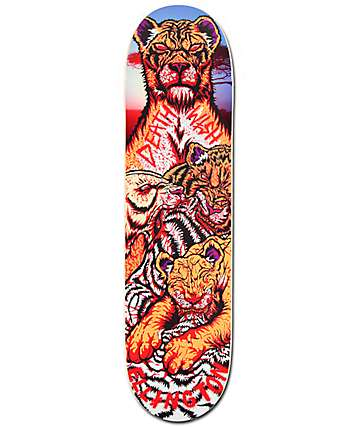 "Deathwish Ellington Feast 8.1""  Skateboard Deck"