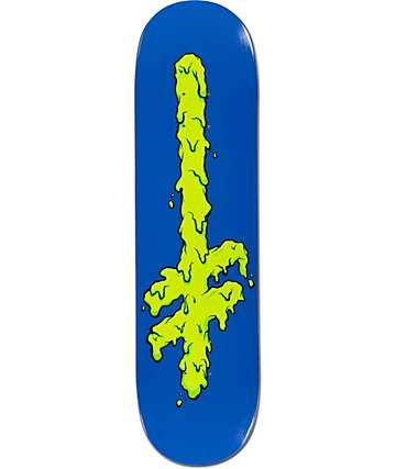 """Deathwish Gang Logo Slime 8.25"""" Skateboard Deck"""