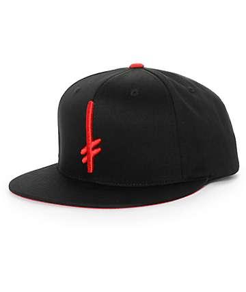 Deathwish Gang Logo Snapback Hat