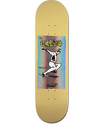 """Deathwish Greco 360 Ollie 8.5"""" Skateboard Deck"""