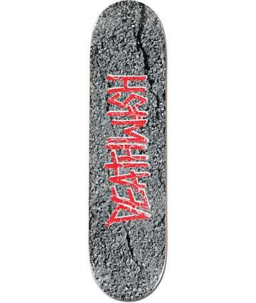 """Deathwish Greco Deathspray 8.0"""" Skateboard Deck"""