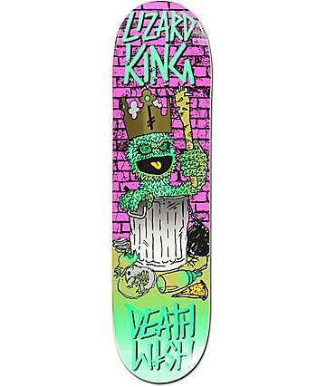 "Deathwish Lizard Death Toons 8.0"" Skateboard Deck"