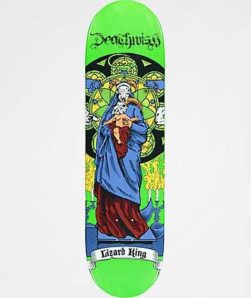 "Deathwish Lizard King All Saints 8.38"" Skateboard Deck"