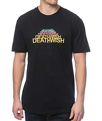 Deathwish Magnet Box Black T-Shirt
