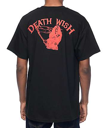 Deathwish Metal Uprising Black T-Shirt