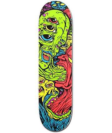 "Deathwish Neen Spew 8.37"" Skateboard Deck"