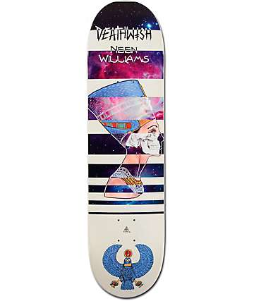 "Deathwish Neen Williams Spirit 8.0"" Skateboard Deck"