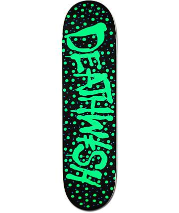 "Deathwish Street Spray Dots 8.0"" Skateboard Deck"
