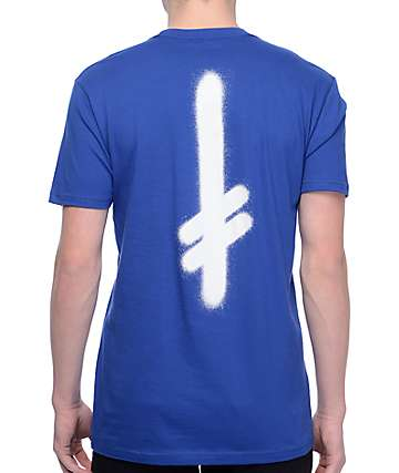 Deathwish The Truth camiseta azul