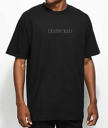 Deathworld Nocturnal camiseta negra