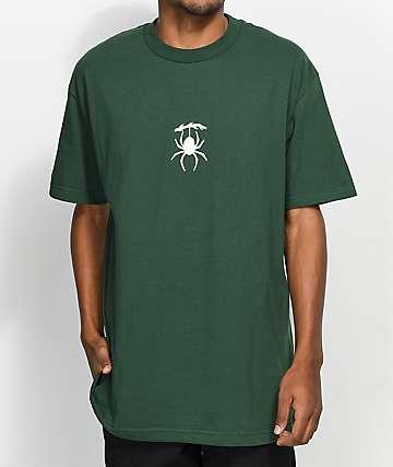 Deathworld Viridans camiseta verde