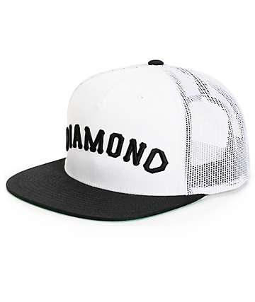 Diamond Supply Co Arch Trucker Hat