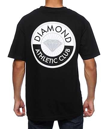 Diamond Supply Co Athletic Club T-Shirt