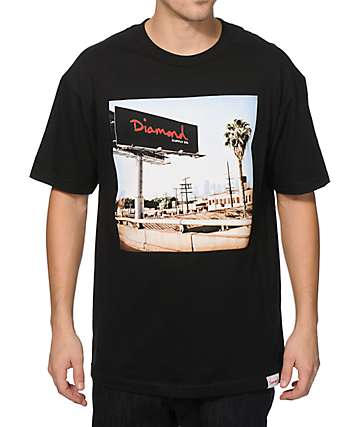 Diamond Supply Co Billboard T-Shirt