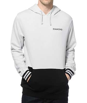Diamond Supply Co Blocked Hoodie