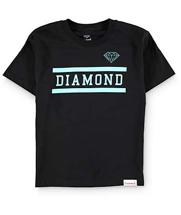 Diamond Supply Co Boys Collegiate T-Shirt