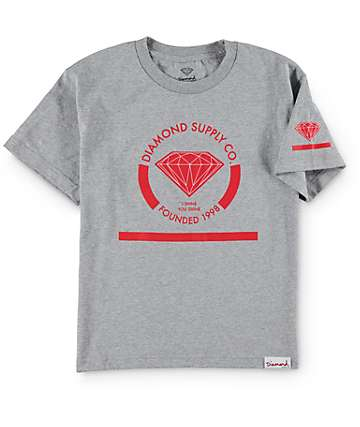 Diamond Supply Co Boys I Shine You Shine T-Shirt