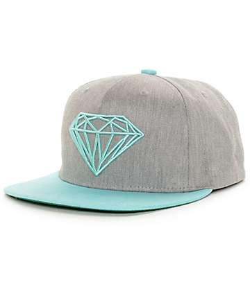 Diamond Supply Co Brilliant Snapback Hat